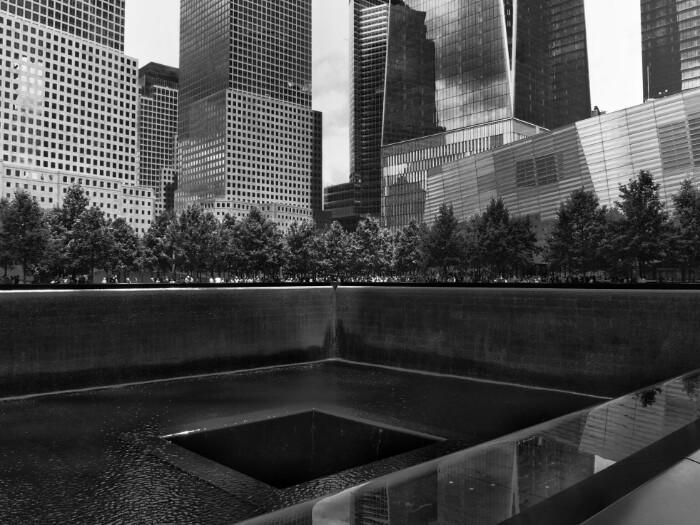 9/11 oroitarria, New York