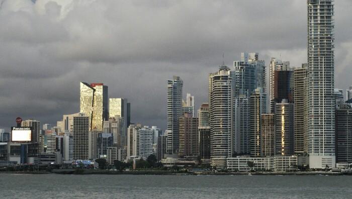 Panama Hiria. Panama.