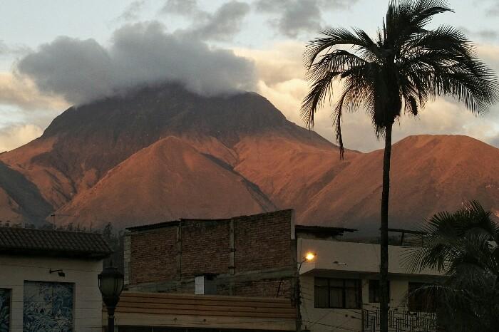 Otavalo. Ekuador.