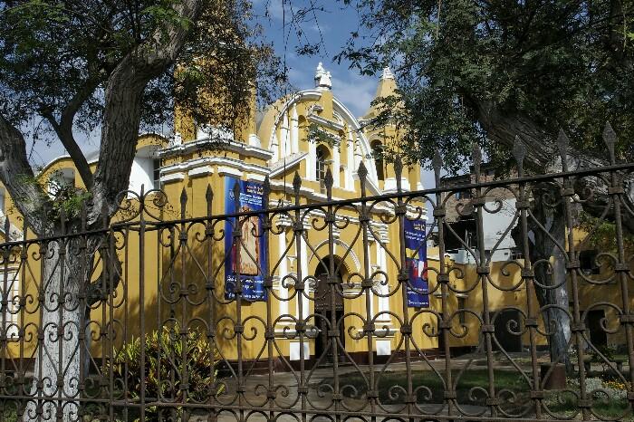Trujillo, Peru.