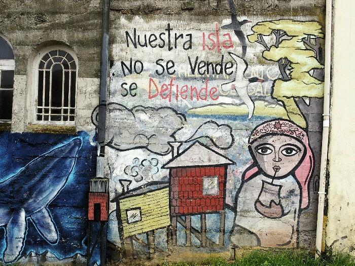 Chiloé. Txile.