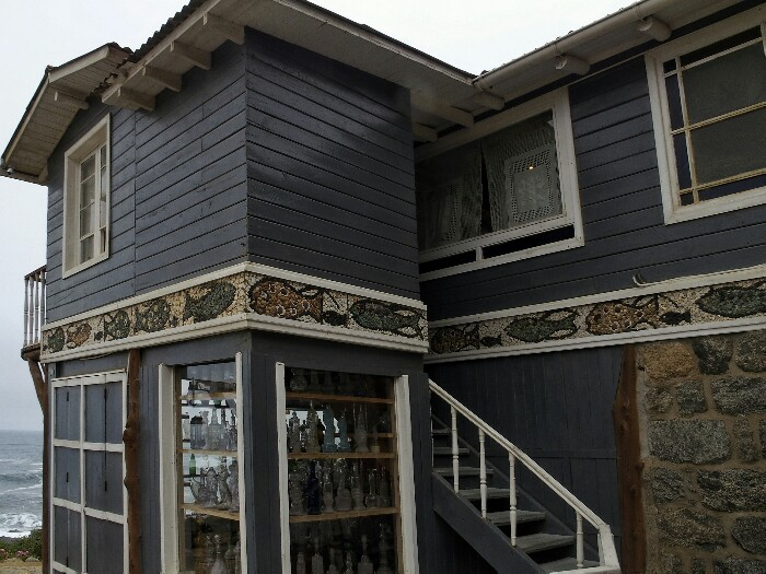 Isla Negra, Valparaiso. Txile.